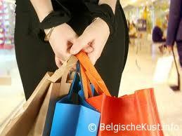 foto winkelen in Knokke