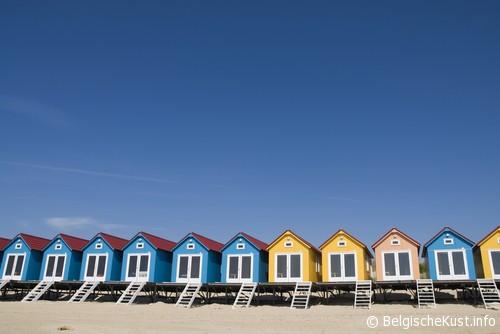 foto strandreglementen Bredene - Belgische Kust