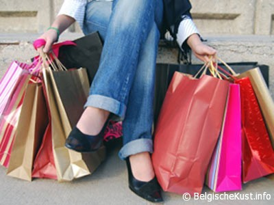 foto winkels Koksijde Belgische Kust