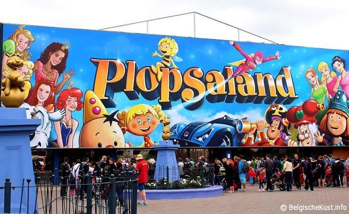 foto Plopsaland De Panne, Belgische Kust