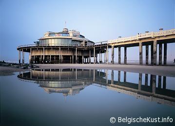 foto pier blankenberge belgie