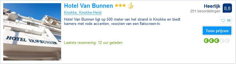 hotel van Bunnen - Knokke