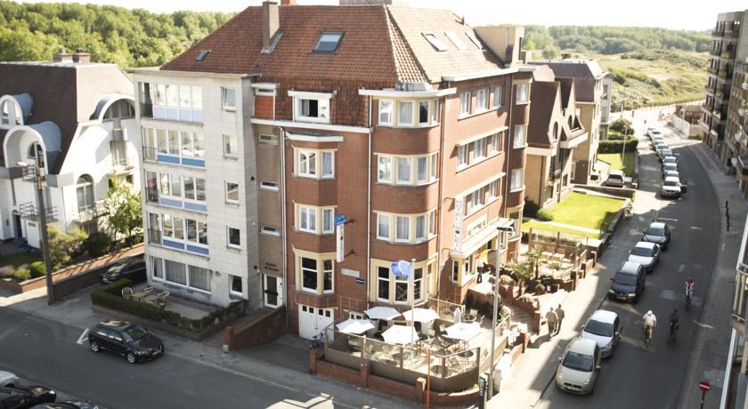 Hotel du soleil Knokke